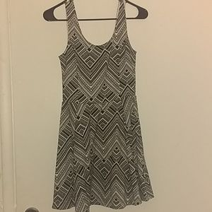 H&M Abstract Dress